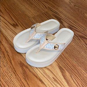 Michael Kors sandals used